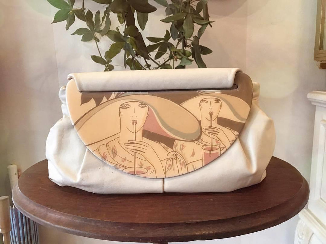 Patricia Smith two Ladies bag