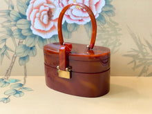 Load image into Gallery viewer, Lucite handbag