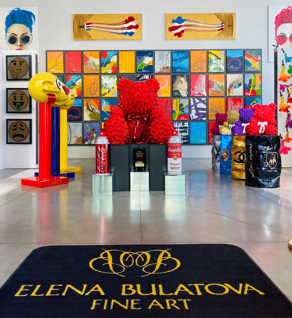 Las Vegas Power Player Elena Bulatova to reopen Las Vegas Gallery after pandemic! What to expect?