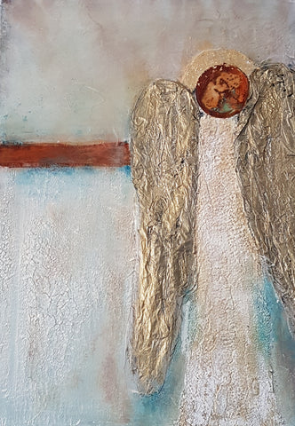 Lucia Meurer - Angel at Home