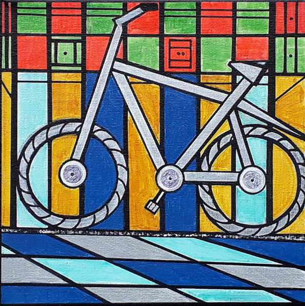 Manuela Reitz - Bicycle