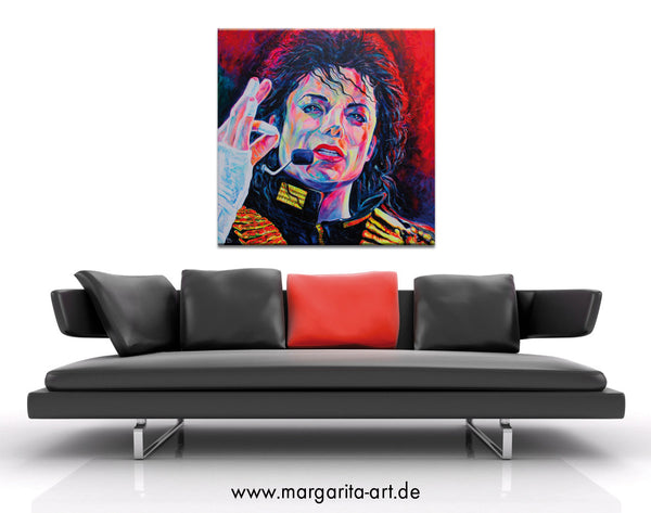 Margarita Kriebitzsch - Michael Jackson - King of Pop