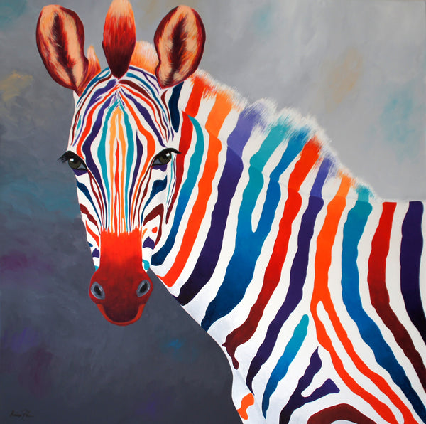 Marion Dahmen - Magic Zebra