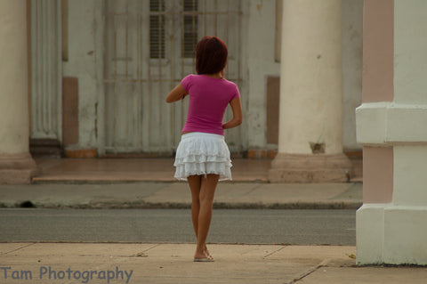Tamara Polacek - In the Streets of Trinidad