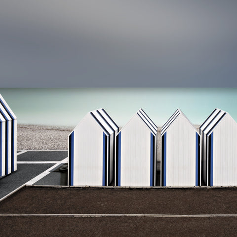 Werner Richner - Beach Huts 1