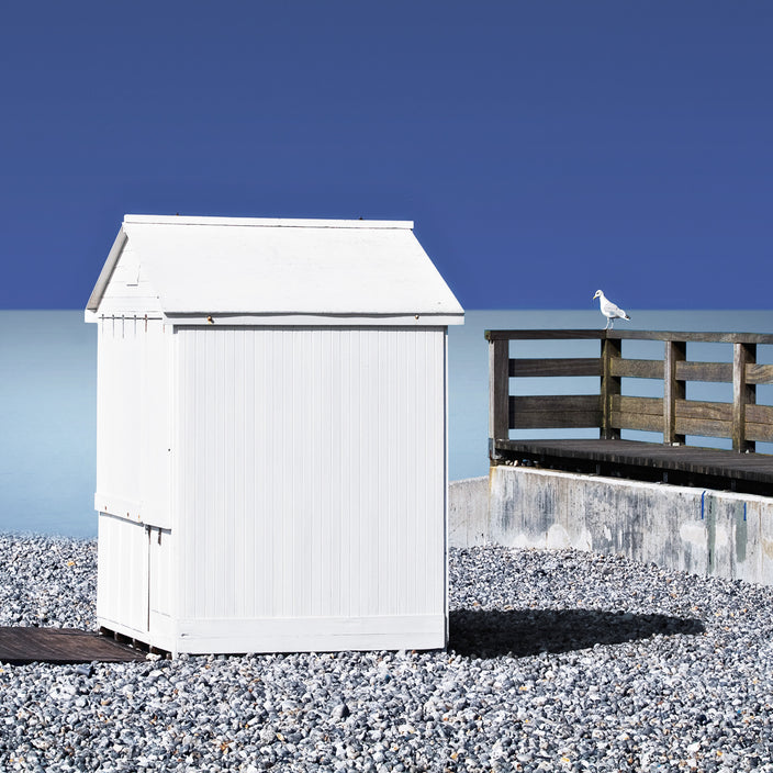 Werner Richner - Beach Huts 2