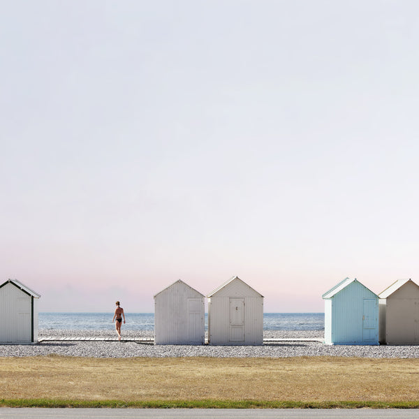 Werner Richner - Beach Huts 3