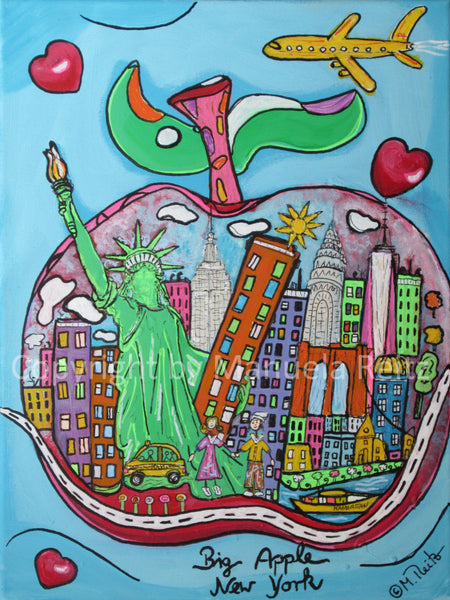 Manuela Reitz - Big Apple - New York 2