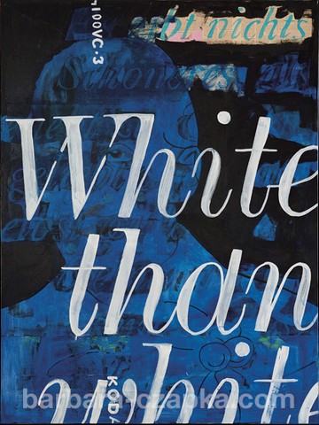 Barbara Czapka - Whiter than white