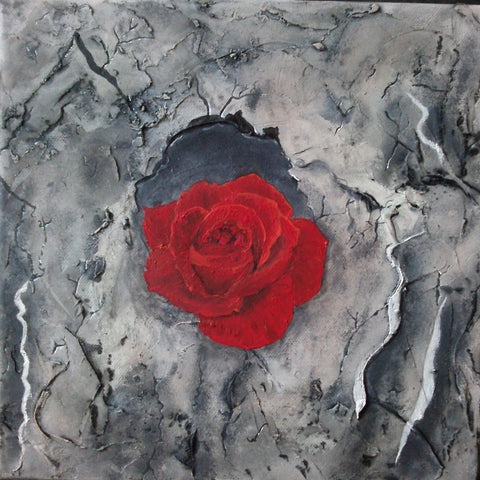 Michaela Hoffmann - Dark Red Rose