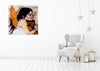 Gabi Domenig - Little sleeping Angel Poster Kunstdruck - Gabi Domenig, KUNST-ONLINE Wandbild