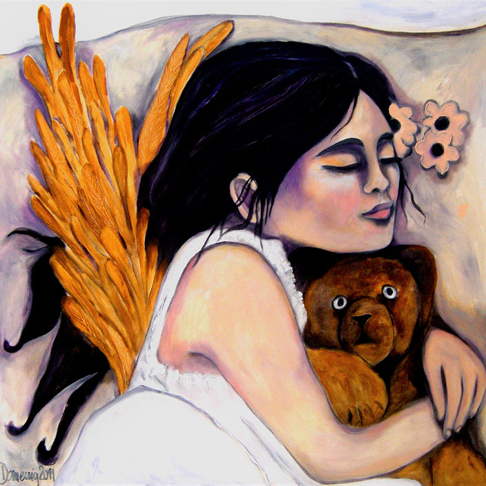 Gabi Domenig - Little sleeping Angel