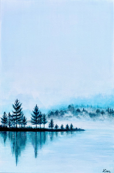 Li Zhou - Foggy Morning