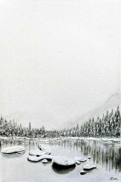 Li Zhou - Winter Still