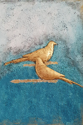 Lucia Meurer - Golden Birds