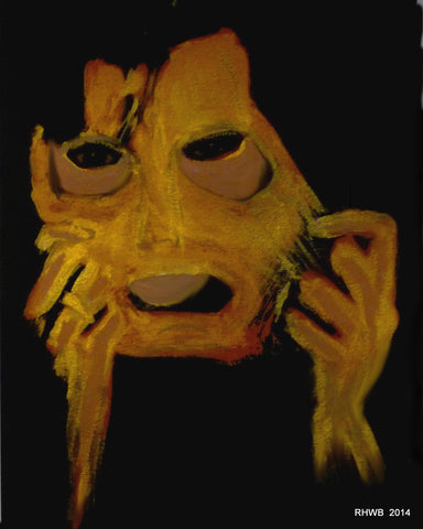 Reinhard H.W. Brand - Golden Mask