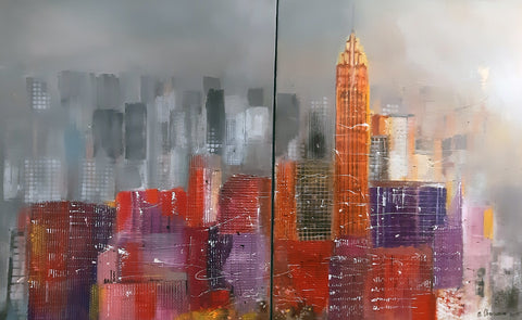 Margret Obernauer - New York City