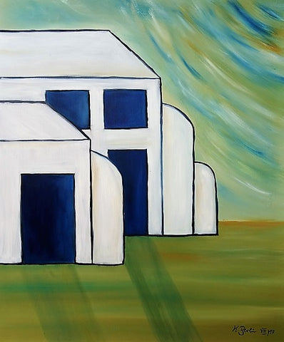 Karsten Berlin - White houses 2