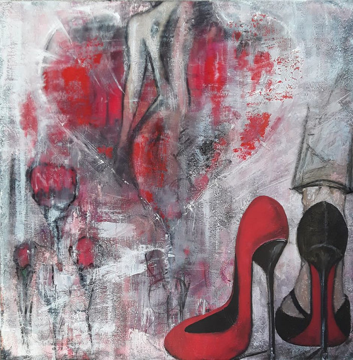 Ulrike Piontek - Your red shoe