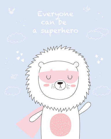 Everyone can be a superhero