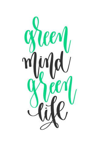 Green mind, green life