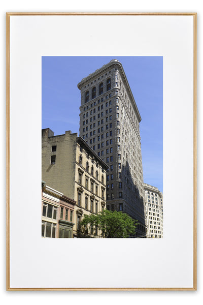 Paul Krust - New York / Flatiron Building