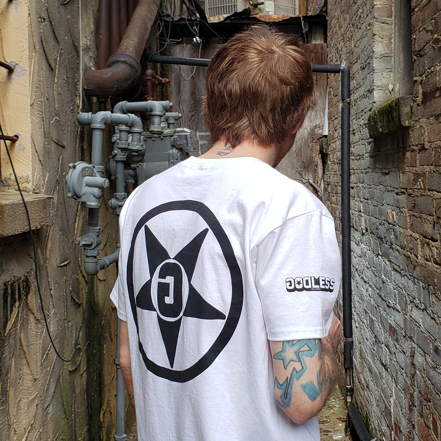 Godless Industries - The White Tee