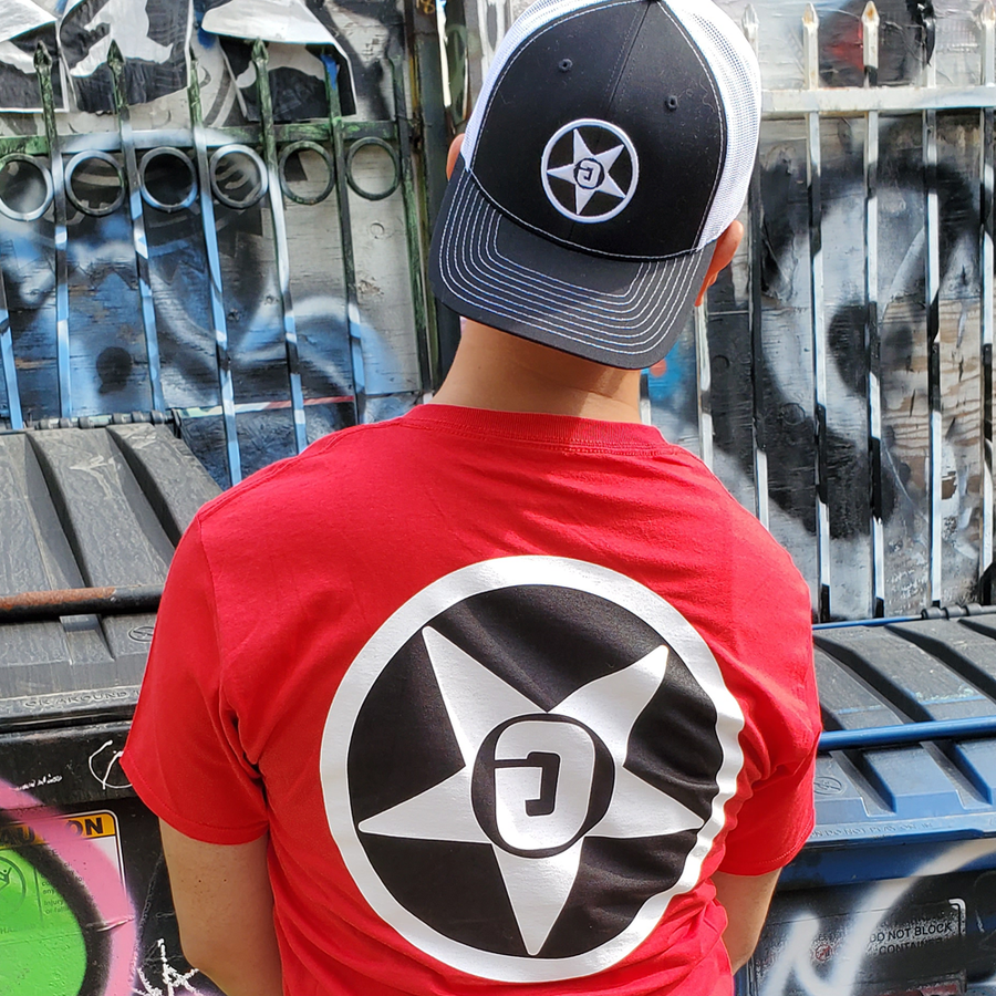 Godless Industries - The Red Tee