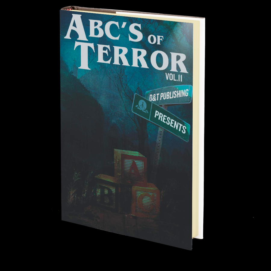 ABC's of Terror Volume 2 Edited by Dawn Shea