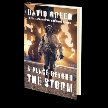 A Place Beyond the Storm: Terror in the Caves - A Post-Apocalyptic Mini-Series (AFTER: A POST-APOCALYPTIC SURVIVOR SERIES) by David Green
