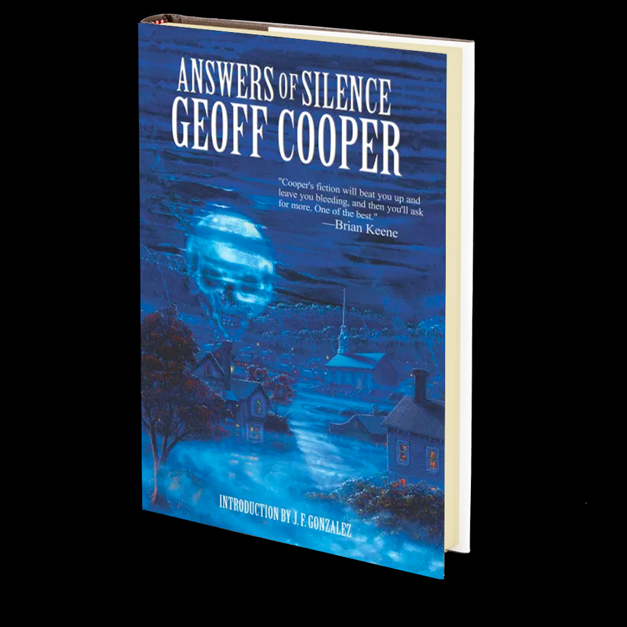 Answers of Silence by Geoff Cooper