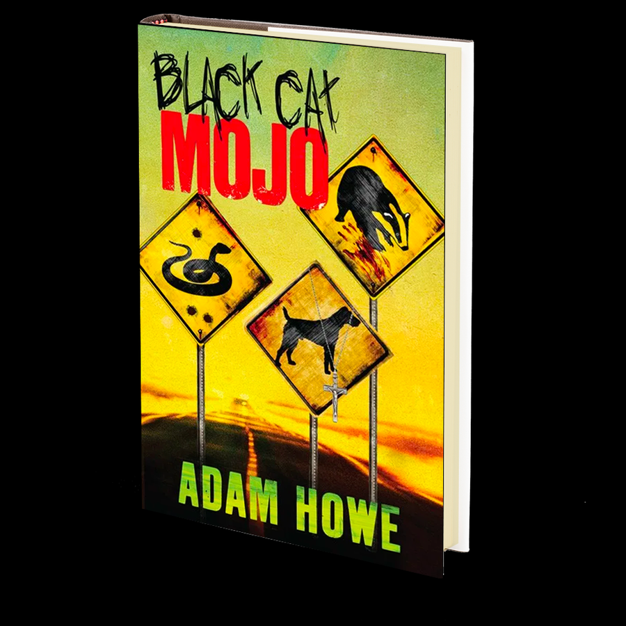 Black Cat Mojo by Adam Howe