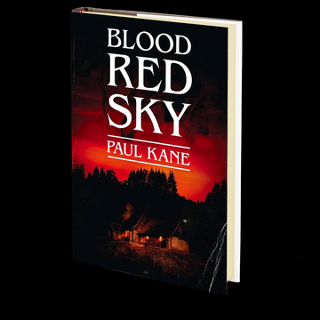 Blood Red Sky by Paul Kane