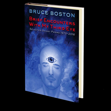 Brief Encounters with My Third Eye: Selected Short Poems 1975-2016 by Bruce Boston
