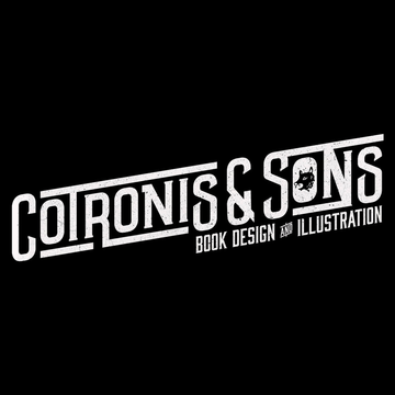 Cotronis & Sons: Books Design and Illustration
