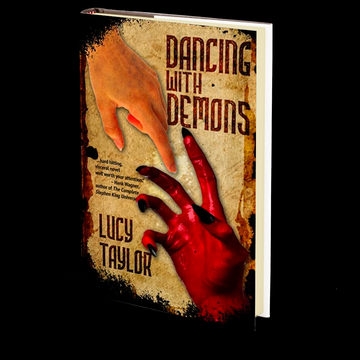 Dancing with Demons by Lucy Taylor