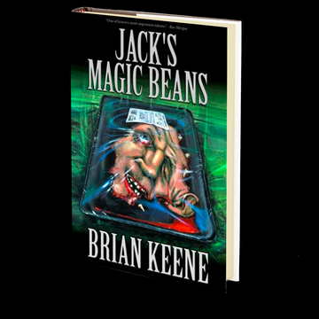 Jack's Magic Beans by Brian Keene