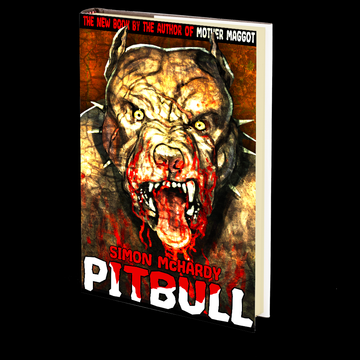 Pitbull by Simon McHardy