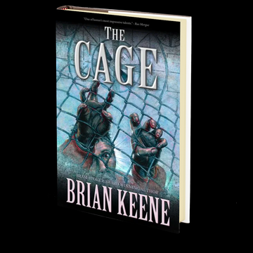 The Cage by Brian Keene