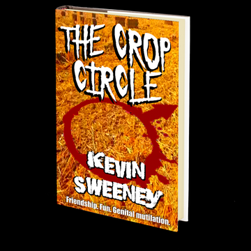 The Crop Circle by Kevin Sweeney