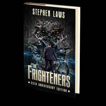The Frighteners: 25th Anniversary Edition by Stephen Laws