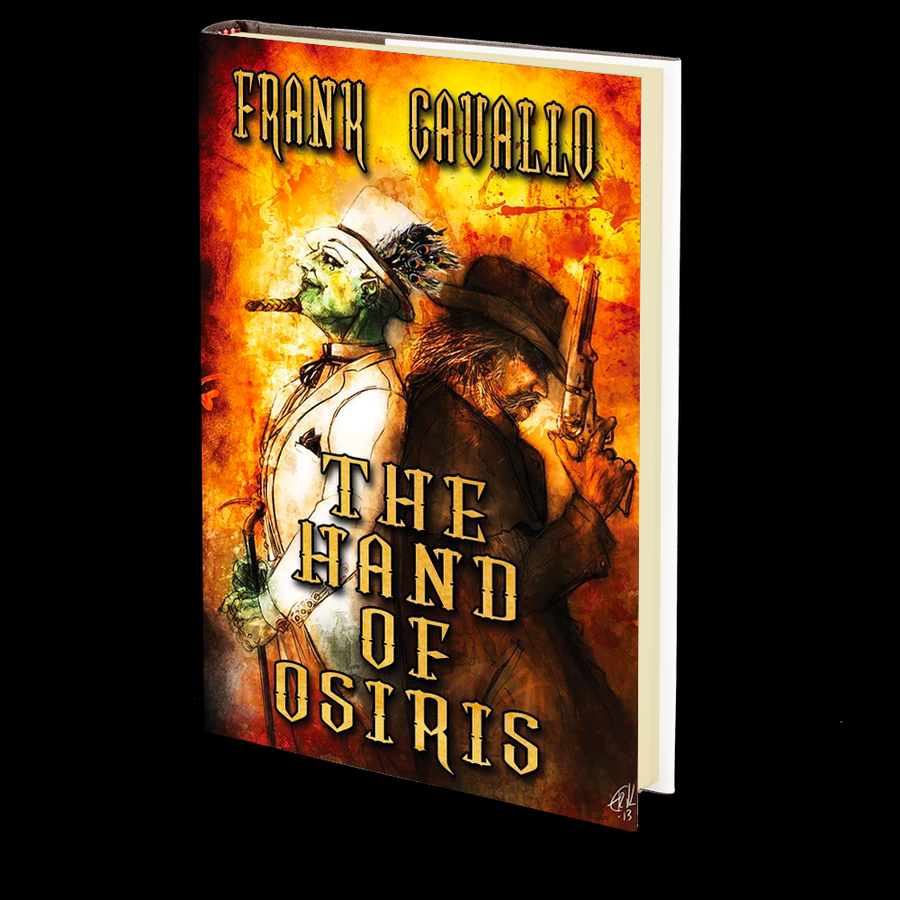 The Hand of Osiris by Frank Cavallo