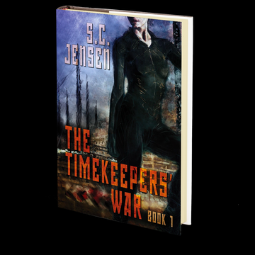The Timekeepers' War by S.C. Jensen