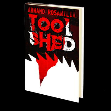 TOOL SHED by Armand Rosamilia