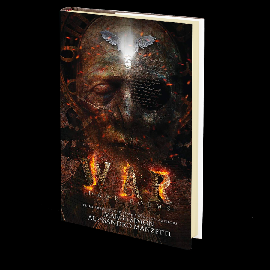 WAR: Dark Poems by Alessandro Manzetti and Marge Simon
