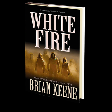 White Fire by Brian Keene