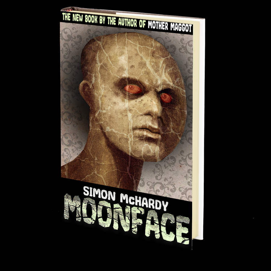 Moonface by Simon McHardy