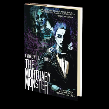 The Mortuary Monster by Andrew J. Stone