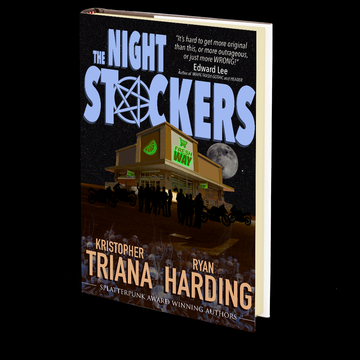Night Stockers by Kristopher Triana & Ryan Harding