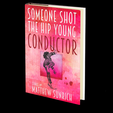 Someone Shot the Hip Young Conductor by Matthew Sunrich